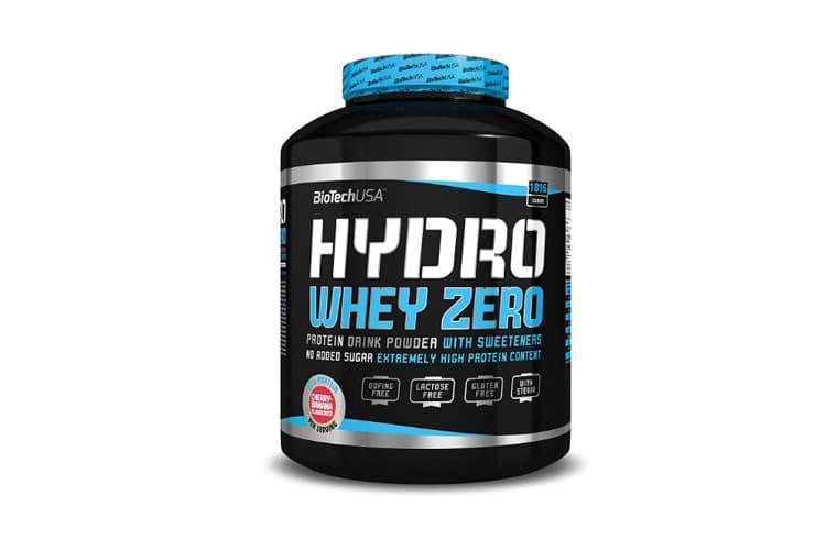 Biotech USA Hydro Whey Zero Whey protéine - Test et avis