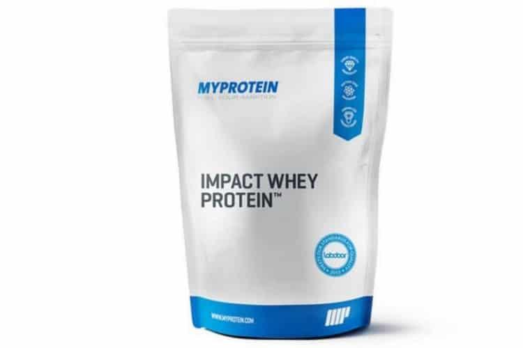 My Protein Impact Whey protein Whey protéine