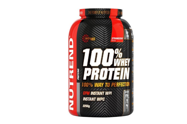 Nutrend 100% Whey Proteine : quels bénéfices apportés par l'achat de cette protéine ?