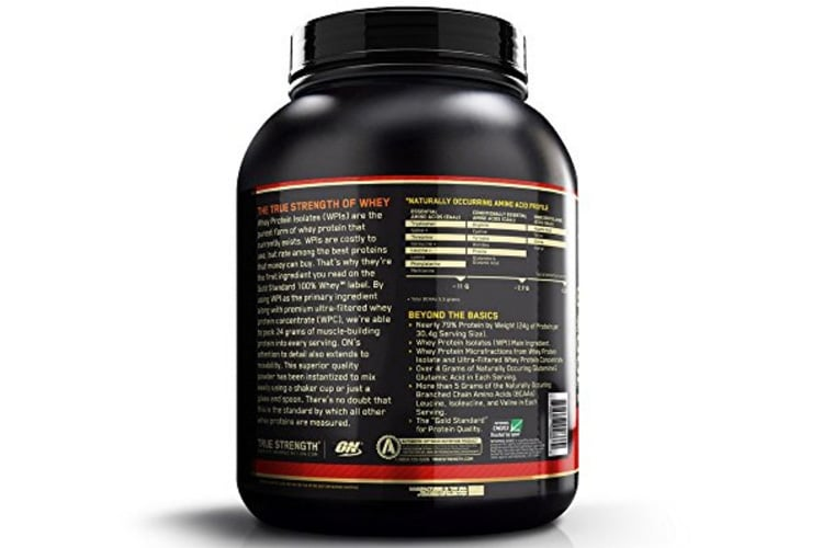 OPTIMUM NUTRITION Whey Gold Standard avis