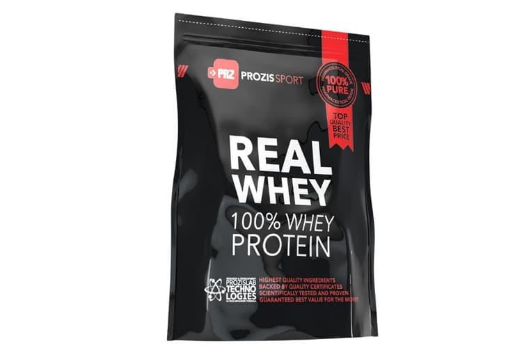 Prozis 100% Real Whey Protein : quel rapport qualité/prix ?