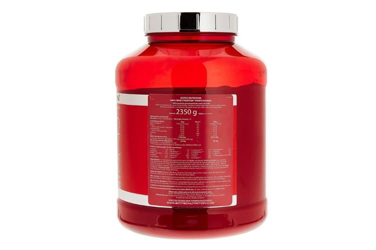 Scitec Nutrition - 100% whey protein professional avis