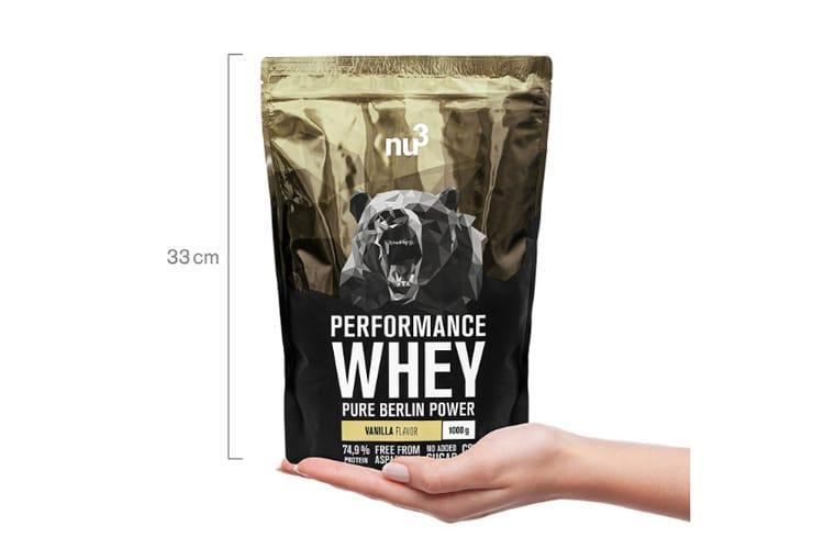 nu3 Whey Proteines Performance avis