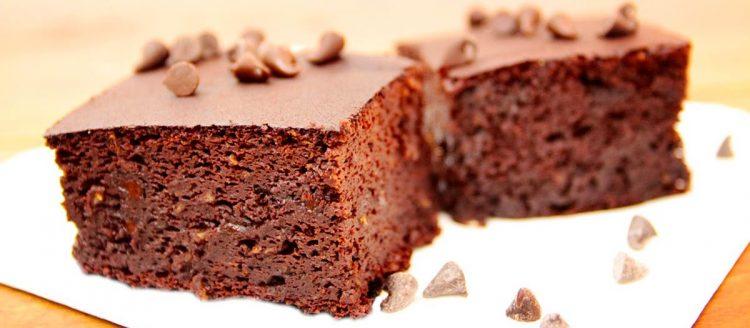 Recette de brownies à la protéine