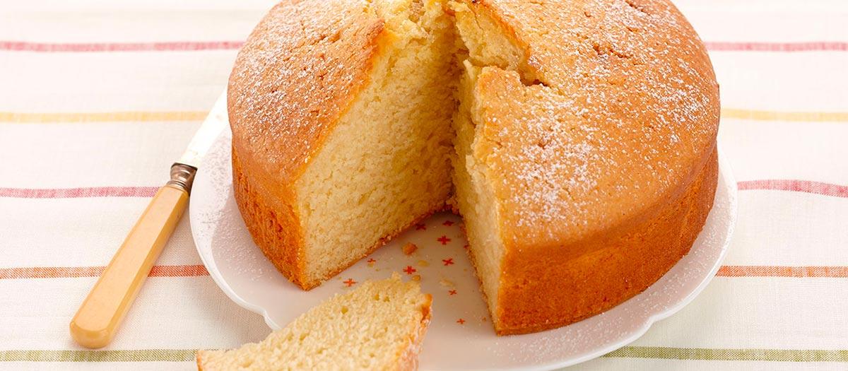 Recette gâteau yaourt à la whey
