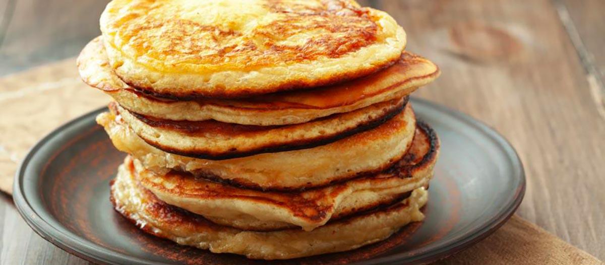 Recette de pancake à la protéine
