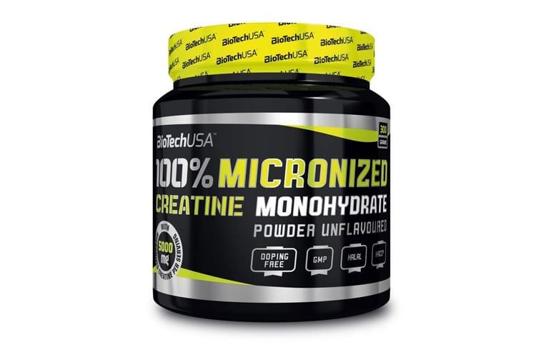 Biotech USA 13005030000 100% Créatine Monohydrate : les bonnes raisons de choisir cette créatine
