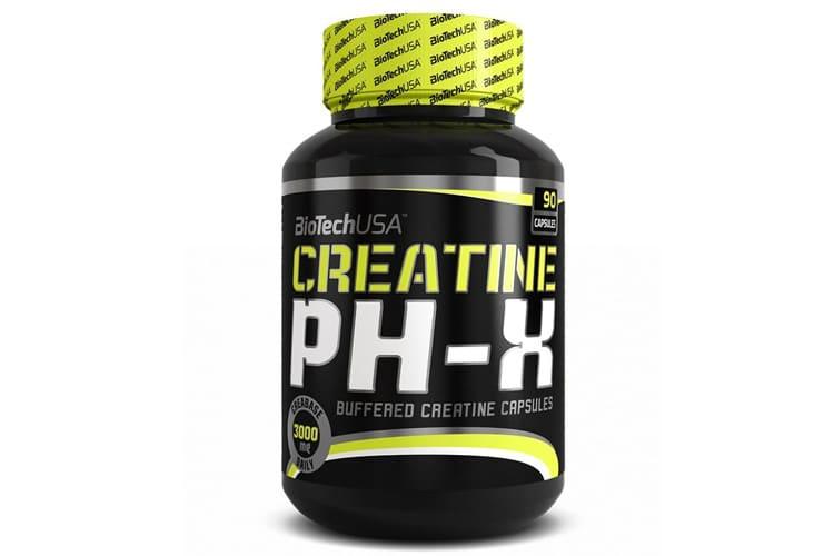 Quelle efficacité pour la Biotech USA 13008020000 Créatine pHX ?