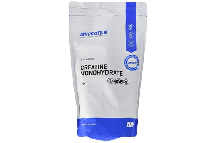 My Protein Creatine Monohydrate créatine