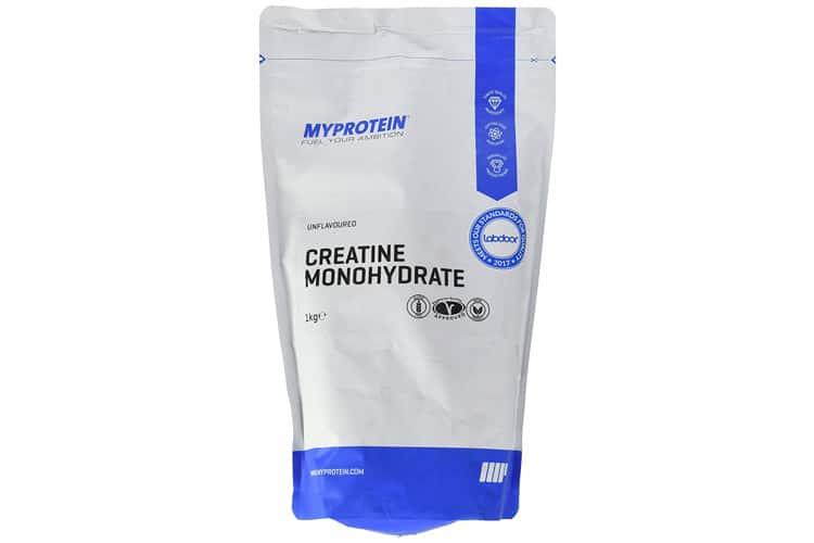 My Protein Creatine Monohydrate : profitez d'un excellent rapport qualité/prix