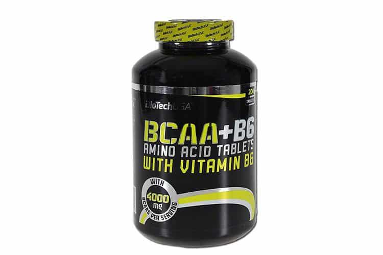 Le Biotech USA 12009010000 BCAA+B6 est-il adapté aux bodybuilders ?