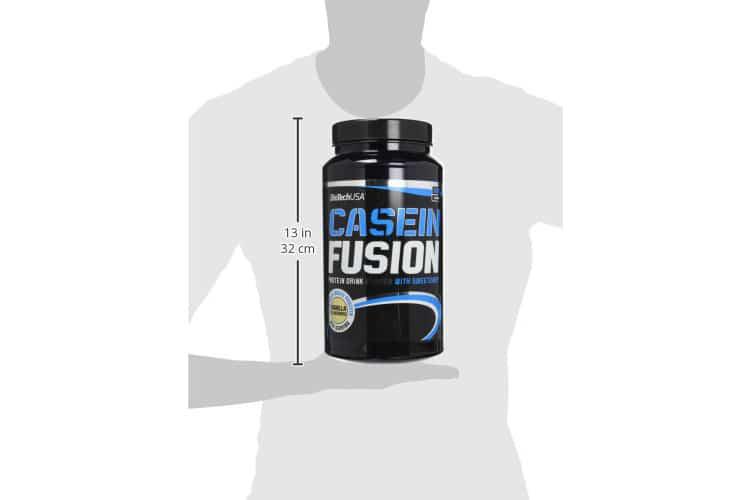 Biotech USA Casein Fusion test