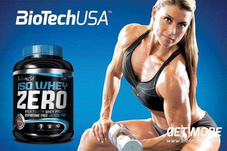 Biotech USA Isowhey Zero avis