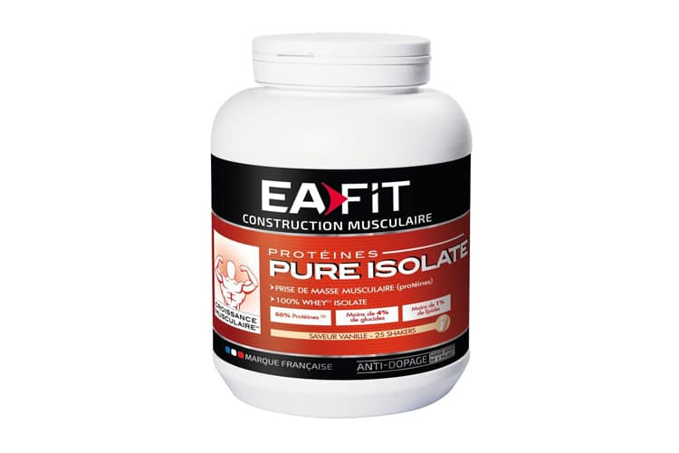 Eafit Pure Isolate whey isolat