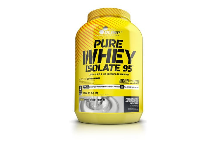 OLIMP SPORT NUTRITION Pure Whey Isolate 95 Chocolat whey isolat