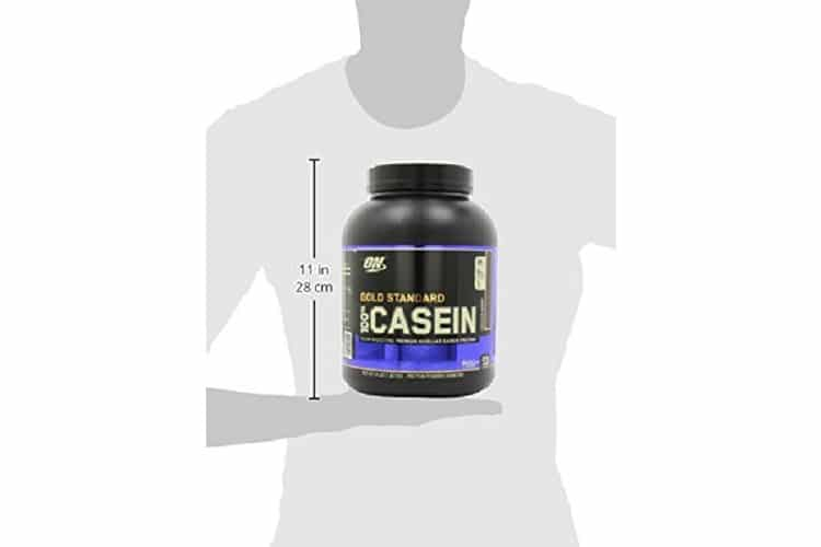 OPTIMUM NUTRITION 100% Gold Standard Casein avis