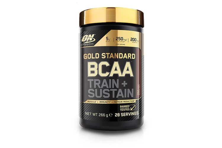 OPTIMUM NUTRITION Train & Sustain BCAA