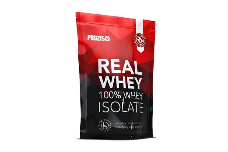 Prozis Real Whey 100 % Isolat whey isolat