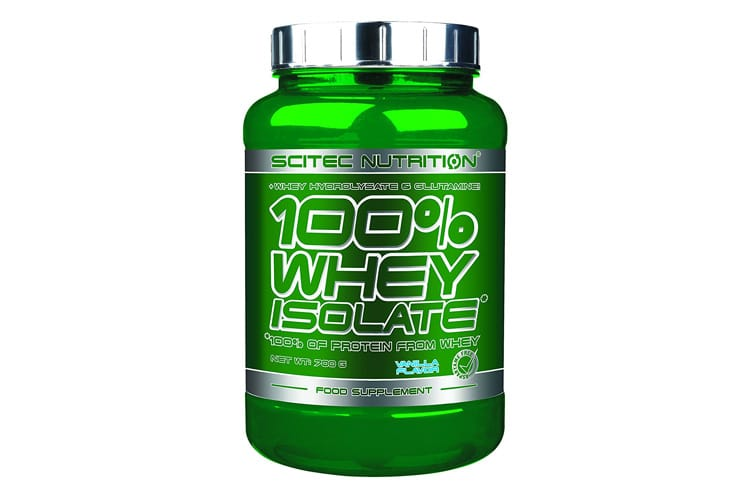Scitec Nutrition 100% WHEY ISOLATE whey isolat