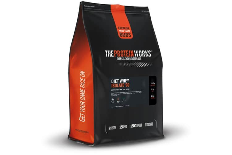 06d51dbb9 The Protein Works – Diet Whey Isolate 90   l isolat idéal pour supporter vos