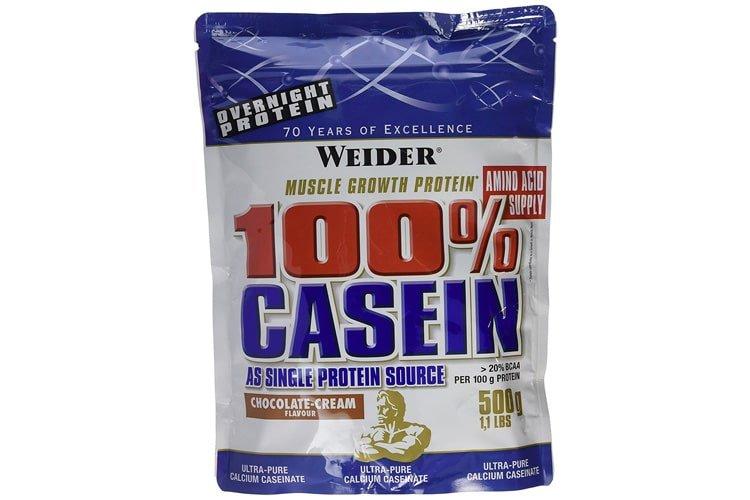 WEIDER 100 % Casein : votre caséine de qualité à un bon prix