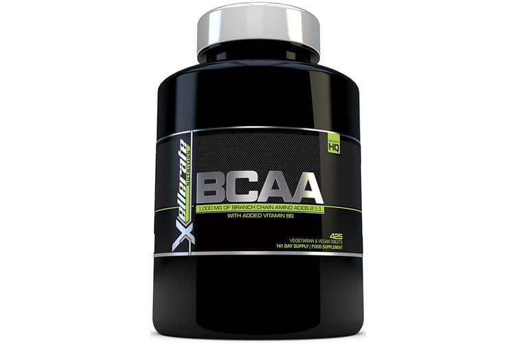 Xellerate Nutrition BCAA