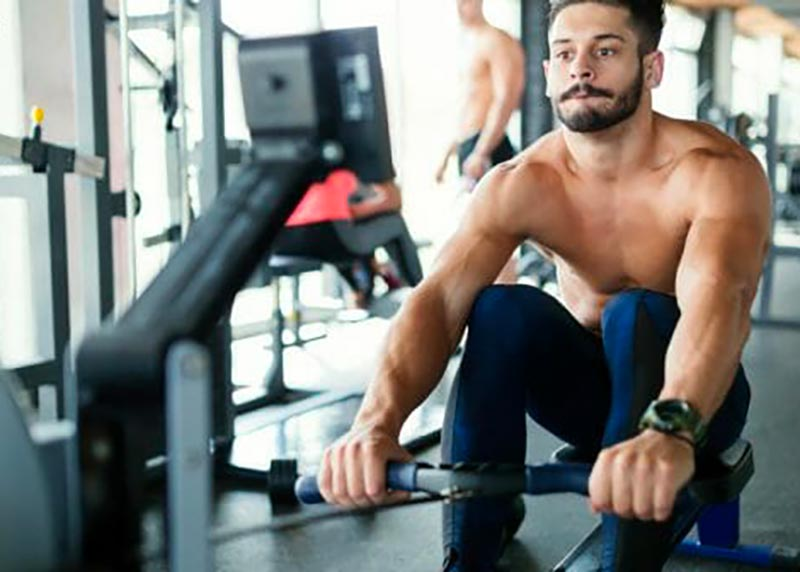 Comment faire du rameur et maigrir ?