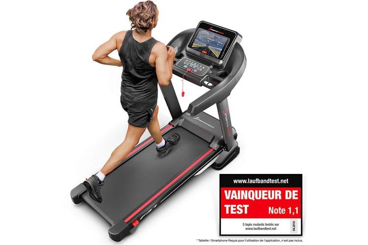 Sportstech F37 : Un Tapis De Course Haut De Gamme