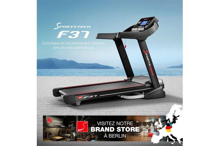 Sportstech F37 test