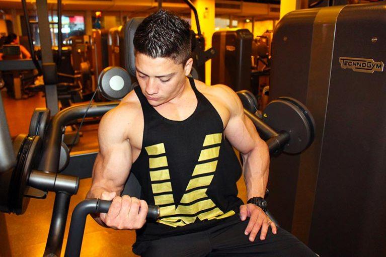 quoi prendre avant séance musculation