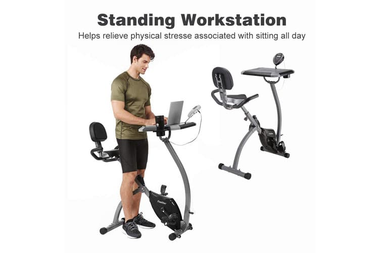 Finether Fitness Gym Bike test
