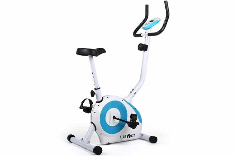 Klarfit MOBI-FX-250 : votre vélo d'appartement pas cher