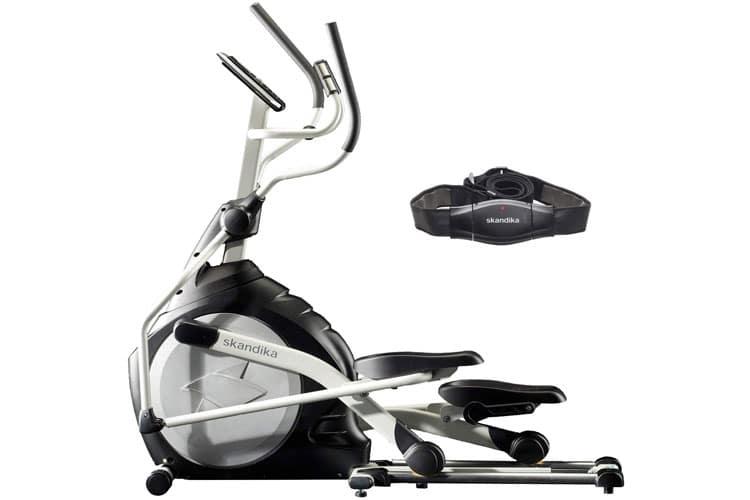 Skandika CardioCross Carbon Pro vélo elliptique