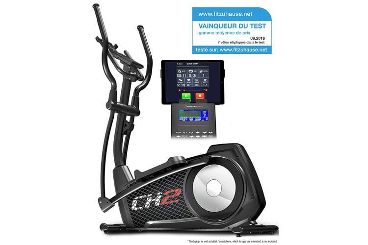 Sportstech CX2 vélo elliptique