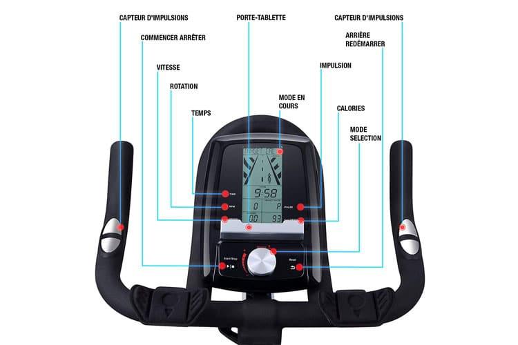 Sportstech SX400 test
