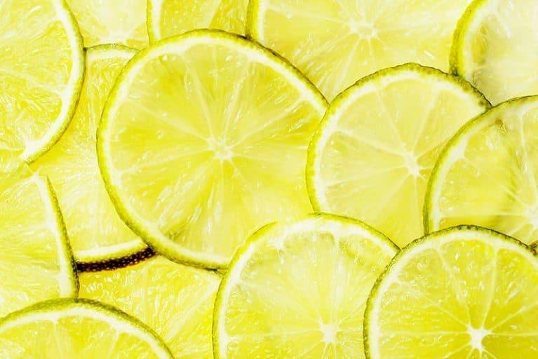 jus de citron maigrir