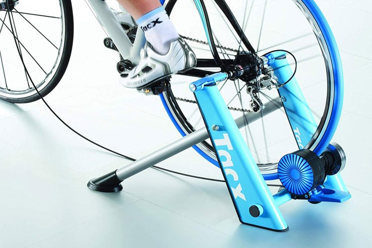 Tacx Blue Matic Trainer test