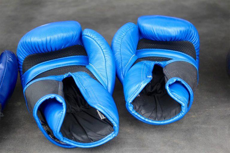 nettoyer gant de boxe
