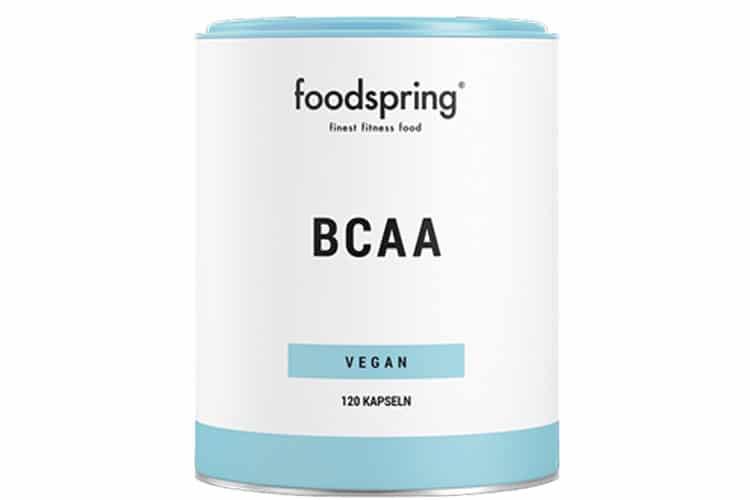 Foodspring Gélules de BCAA BCAA