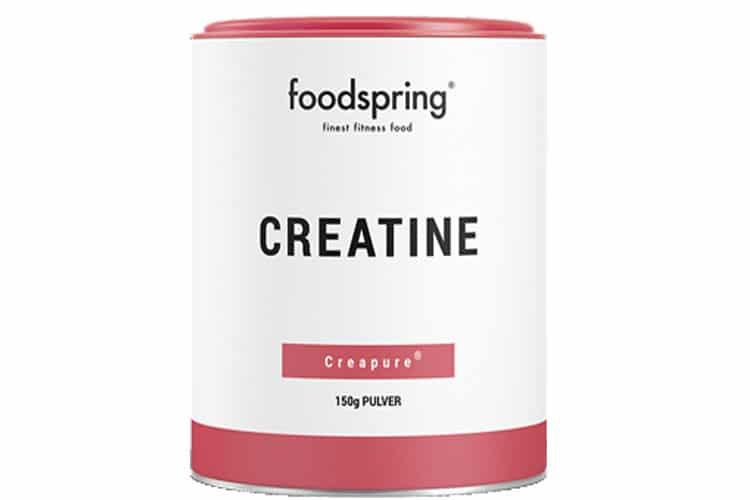 Foodspring Poudre de Créatine créatine