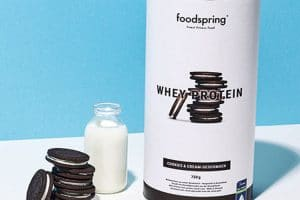 Foodspring Protéine Whey Whey