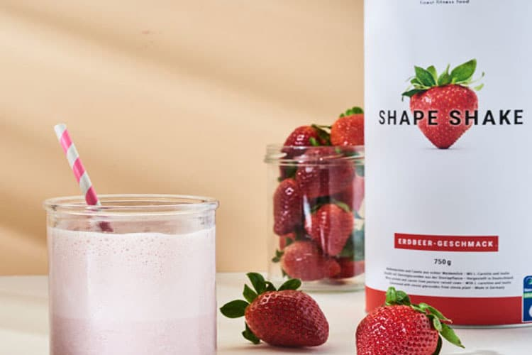 Foodspring Shape Shake avis