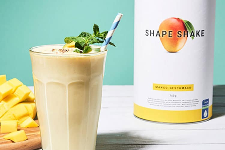 Foodspring Shape Shake test