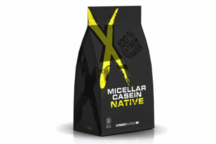 Xnative Micellar Casein Native caséine