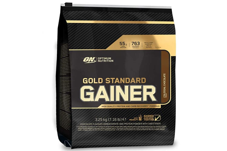 Optimum Nutrition Gold Standard Gainer whey gainer