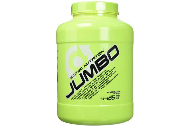 Scitec Nutrition Jumbo whey gainer