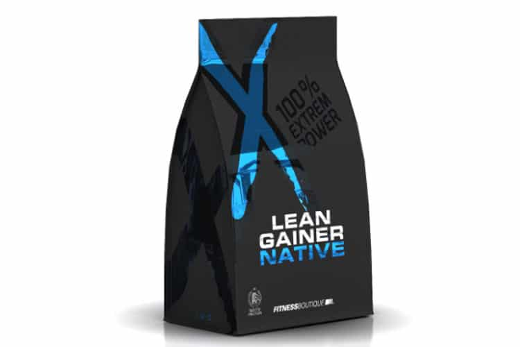 Xnative Lean Gainer Native whey gainer