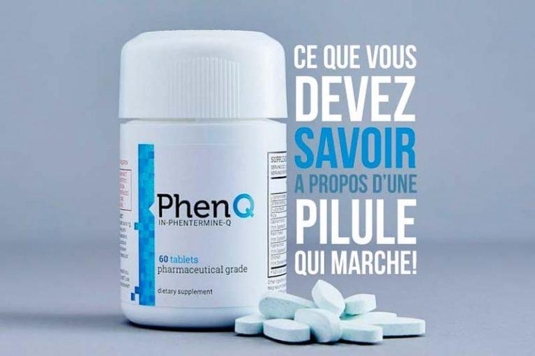 PhenQ a-t-il des effets secondaires?