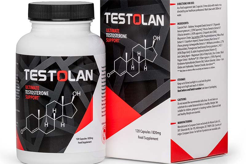 testolan dosage
