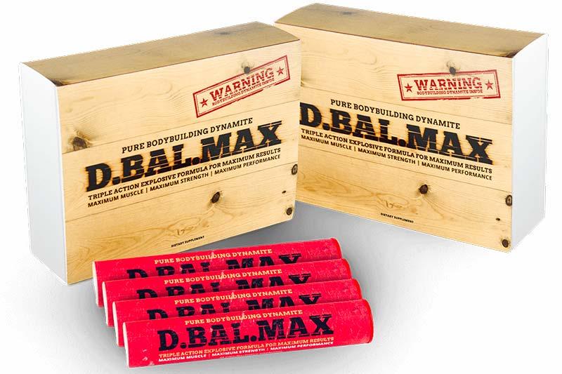 acheter D-BAL max